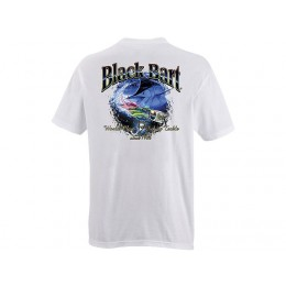 Black Bart Marlin Lure T-Shirt