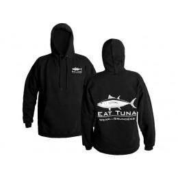 Grundens Eat Tuna Hooded Sweatshirt