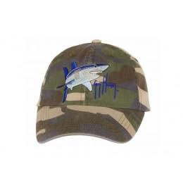Guy Harvey Mako Shark Youth's Hat