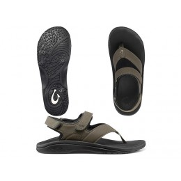 OluKai 'Ohana Pahu Sandal