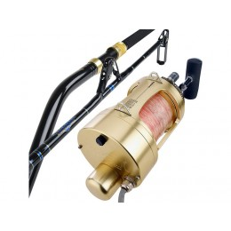 Hooker Electric Dredge Combo