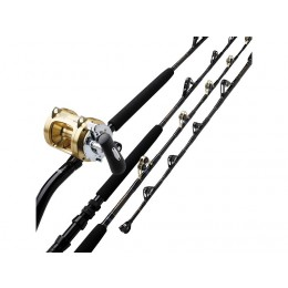 Melton Tackle Tuna Stalker High-Leverage Bent Butt Stand-Up Rods