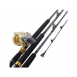 Melton Tackle Graphite Light Tackle Stand-Up Trolling Rods