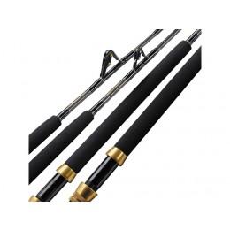 Melton Tackle Custom Calstar Graphiter All Roller Stand-Up Rods