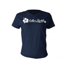 Melton Tackle Women's Hawaiian Logo T-Shirt