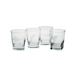Big Game Hi-Ball Glasses