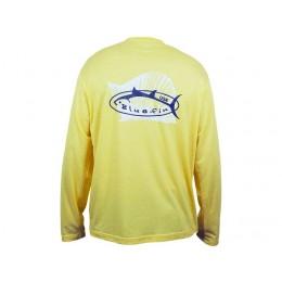 Bluefin Sailfish Technical Knitted Long Sleeve Shirt