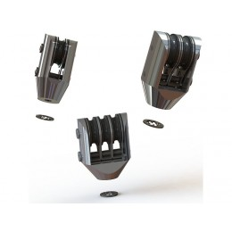 Rupp Marine Pulley Clusters