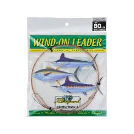 Diamond Fluorocarbon Wind-On Leaders